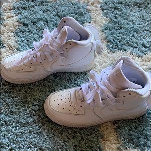 Gently worn Air Nike's